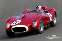 #71 1958 Ferrari 250 TR, Leslie Davies