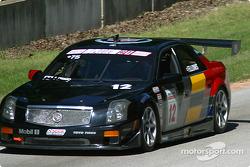 Ron Fellows (#12 Cadillac CTS-V)