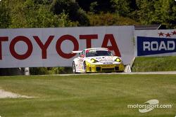 #23 Alex Job Racing Porsche 911 GT3 RSR: Timo Bernhard, Jorg Bergmeister