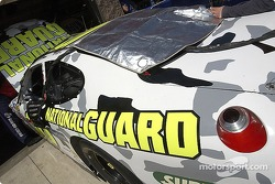 Greg Biffle's National Guard Ford
