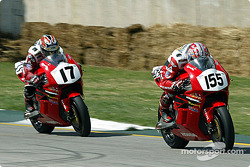Ben Bostrom and Miguel Duhamel