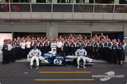 Family picture for Williams-BMW