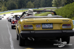 Car show takes tour of Watkins Glen