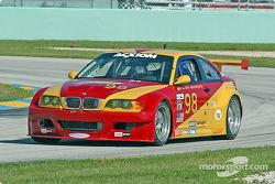 #98 Alegra Motorsport/GT Technologies BMW M3: Carlos DeQuesada, Brian Cunningham