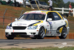 Tim Pappas (#81 Lexus IS300)