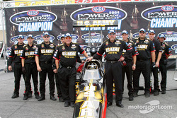 The Top Fuel championship team