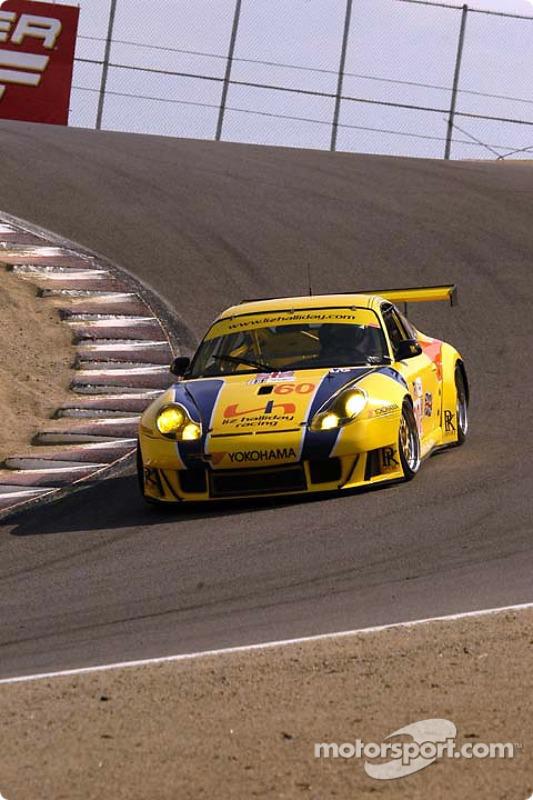 La Porsche 911 GT3 RS n°60 PK Sport : Liz Halliday, Piers Masarati