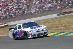 David Gillilen, Front Row Motorsports met Yates Racing Ford