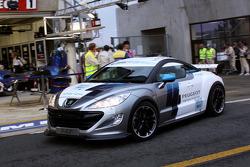 Vers le futur voorstelling: Peugeot