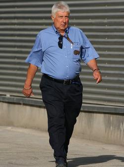 Herbie Blash, Observateur FIA