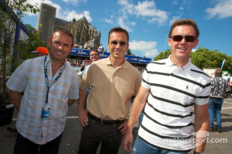 Christophe Bouchut en Scott Tucker