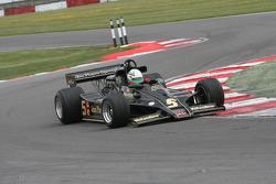 Classic F1 Lotus demos