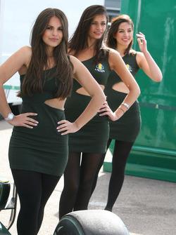 Lotus girls