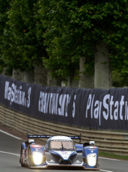 #2 Team Peugeot Total Peugeot 908: Nicolas Minassian, Stéphane Sarrazin, Franck Montagny