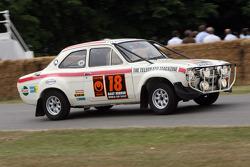 1970 Ford Escort Mk I World Cup: Colin Gray