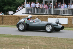 1957 BRM Type 25: Gary Pearson