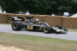 1973 Lotus Cosworth 72E (Emerson Fittipaldi):
