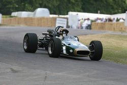 1967 Brabham-Repco BT24: Simon Diffey