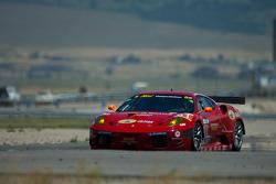 #61 Risi Competizione Ferrari F430 GT: Giancarlo Fisichella, Toni Vileter