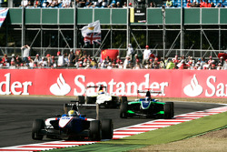 Nico Muller leads Robert Wickens