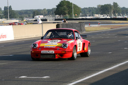 #50 Porsche 911 RSR 3,0l 1974: George Tuma, Jim Pace, Mauro Borella