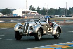 #41 BMW 328 1939: Paul Grant