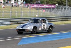 #65 Lotus Elan 1964: Anthony Schrauwen