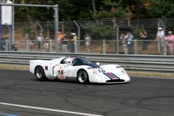 #16 Chevron B16 1970: Stéphane Gutzwiller