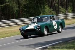 #24 Peerless GT 1958: Pierre de Thoisy, Gérard Chevallier, André Rocher