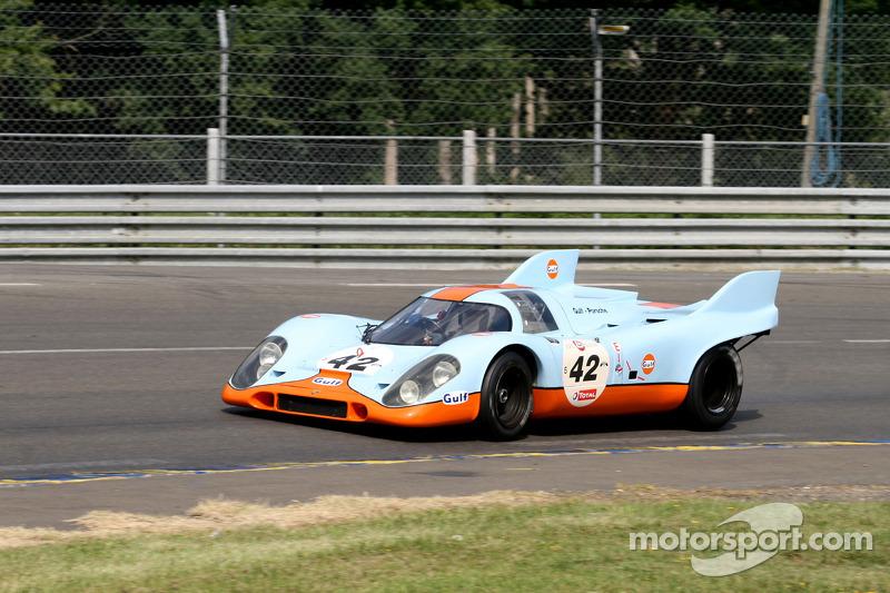 #42 Porsche 917 1971: Річард Атвуд, Верн Шуппан