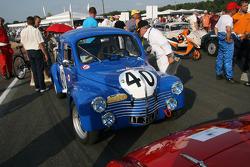 #40 Renault 4 CV 1951: John A. Arnold, Marc Duez