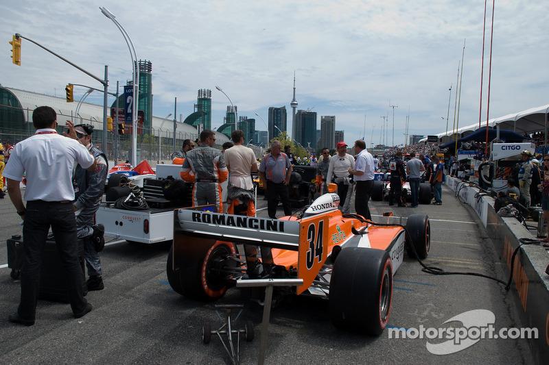 Auto van Mario Romancini, Conquest Racing