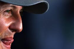 FIA press conference: Michael Schumacher, Mercedes GP