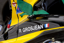 Car of Romain Grosjean