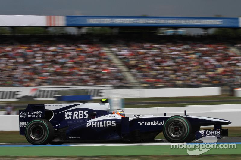 2010 : Williams FW32