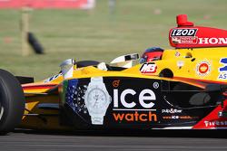 Bertren Baguette, Conquest Racing