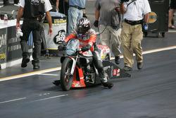 Eddie Krawlec, Screamin' Eagle Vance & Hines Harley-Davidson