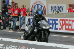 Redell Harris, Harris Racing Buell