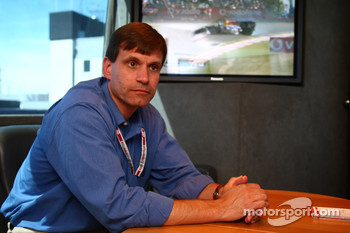 Tavo Hellmund, Managing Partner of Full Throttle Productions L.P. and Chairman of Formula 1 United States Grand Prix