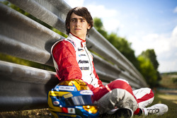 Esteban Gutierrez winner of race 10 at Hockenheim