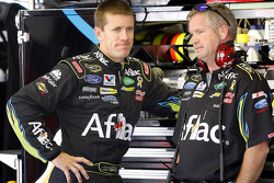 Carl Edwards, Roush Fenway Racing Ford et chef d'équipe Bob Osborne
