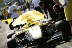 Renger Van Der Zande on the grid