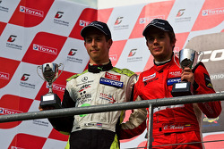 Invitation Class Podium from left: Alexander Simms and Carlos Munoz