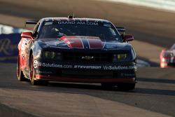 #57 Stevenson Motorsports Camaro GT.R: Andrew Davis, Robin Liddell