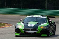 #75 Jaguar RSR Jaguar XKRS: Paul Gentilozzi, Marc Goossens, Ryan Dalziel