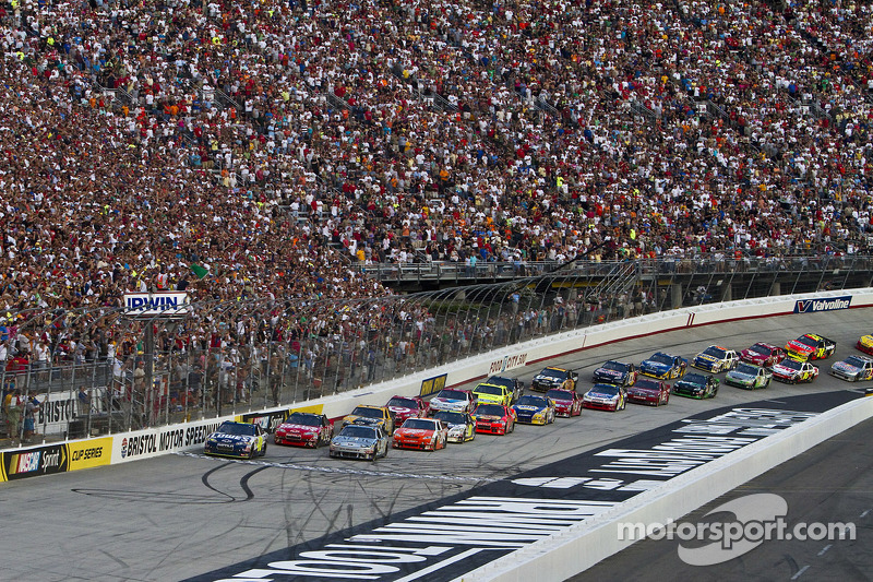 Start: Jimmie Johnson, Hendrick Motorsports Chevrolet