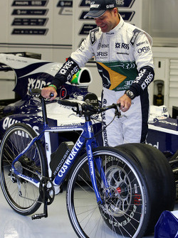 Rubens Barrichello, Williams F1 Team viert 300ste GP