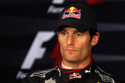 Persconferentie: 2de Mark Webber, Red Bull Racing