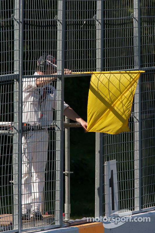 Gele vlag