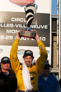 Boris Said, 2010 Winner, Circuit Gilles Villeneuve
